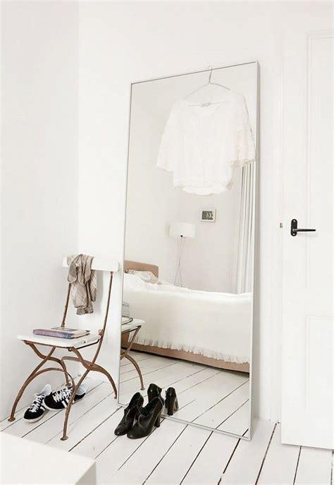 full length mirror in bedroom best 25 full length mirrors ideas on pinterest large