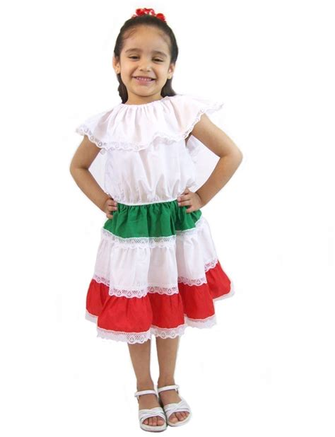 Dress Maxco by Mexican Costumes For Costume