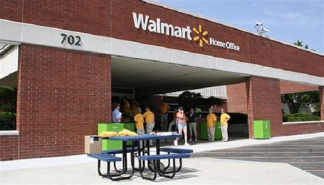 walmart headquarters corporate offices phone numbers