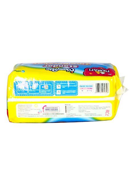 Mamy Poko Standar S 58 S mamy poko baby diapers standar 12 s tipe perekat pck small