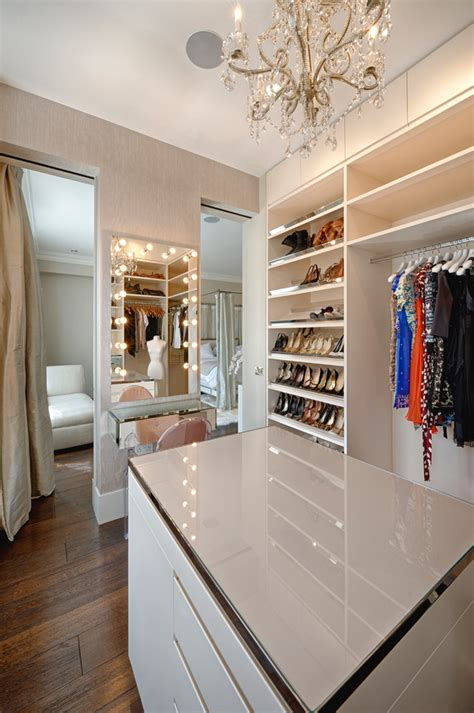 modern dressing table with length mirror closet