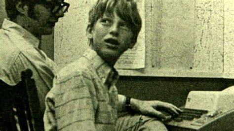 childhood bill gates mark zuckerberg computer programmer philanthropist