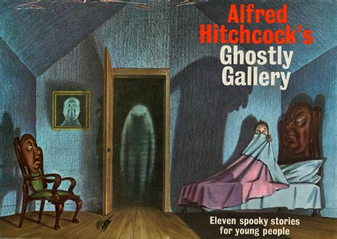 hitchcock books alfred hitchcock s ghostly gallery book from 1962 scary