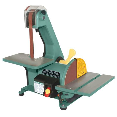 general international 120 volt 2 in x 42 in belt sander