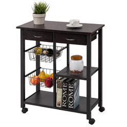 Kitchen Cart Home Outfitters Kitchen Carts Kitchen Island Sears