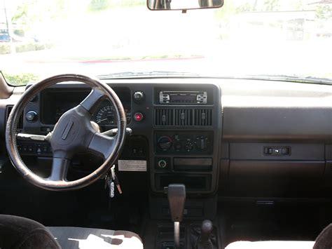Isuzu Trooper Interior 1992 isuzu trooper interior pictures cargurus