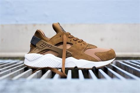 Nike Huarache Original Brande Brown White nike air huarache quot umber brown quot non us release