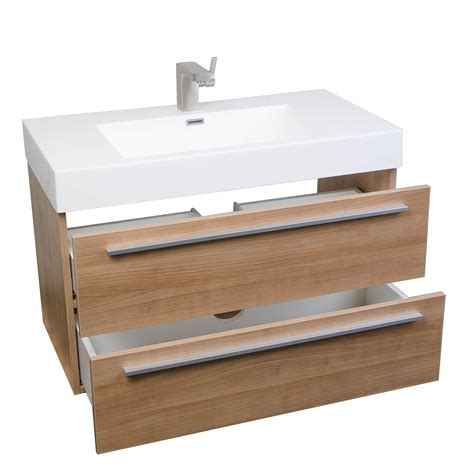 buy 31 5 inch wall mount contemporary bathroom vanity in