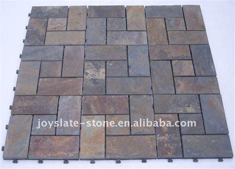 interlocking bathroom floor tiles diy interlocking slate bathroom floor tile buy bathroom