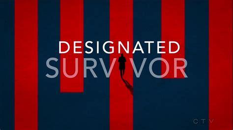 designated survivor itunes designated survivor page 2 the superherohype forums