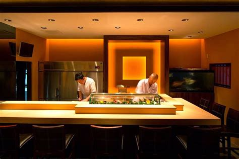 interiors minimalist interior and sushi counter on pinterest