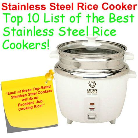 Rice Cooker Sanken Stainless Steel 1000 ideas about stainless steel rice cooker on