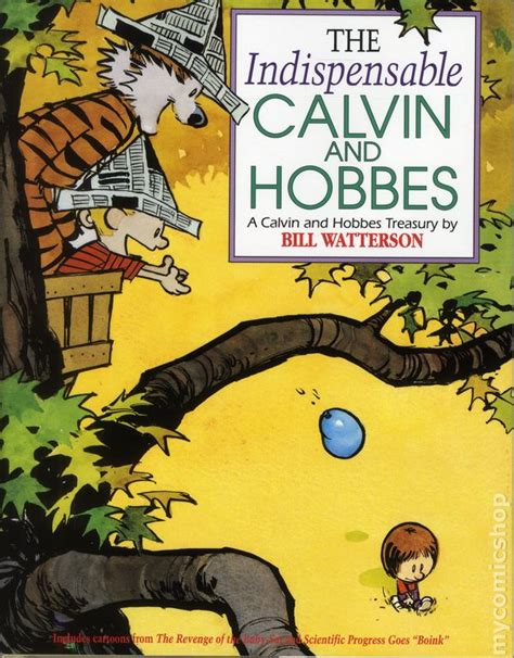 the indispensable calvin and hobbes a calvin and hobbes treasury comic books in calvin and hobbes collection