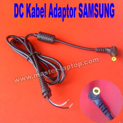 Kabel Adaptor Laptop Samsung cabel dc adaptor samsung