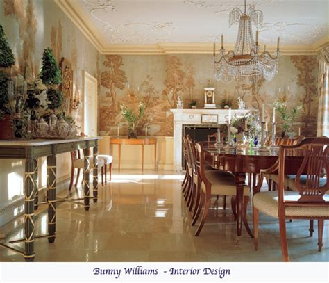 bunny williams dining rooms the history magic of murals jaima company