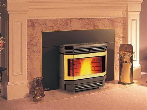pellet and wood heat enviro pellet stove fireplace insert