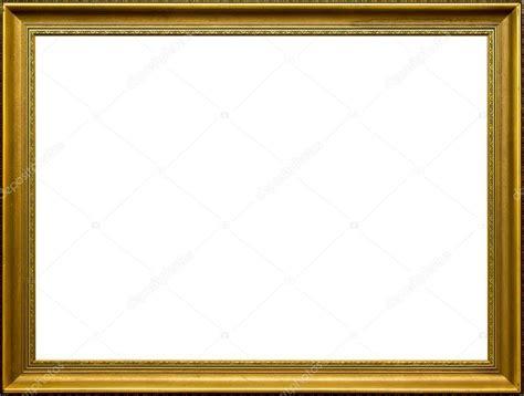 cornici dorate per quadri cornice dorata per quadri e foto foto stock