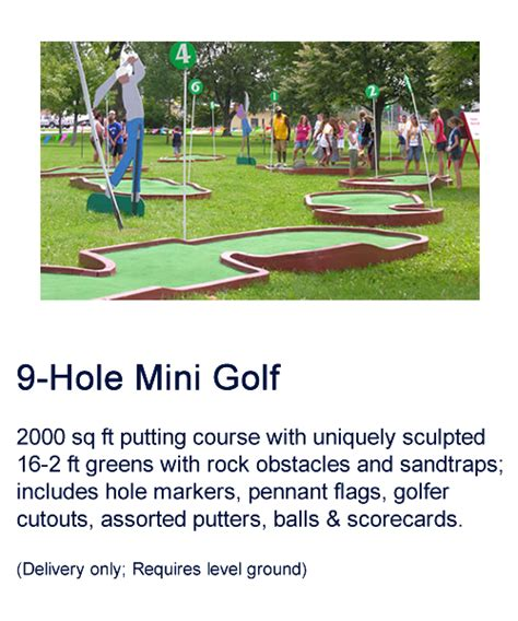 The Miniature Golf Course Murders iyp attractions