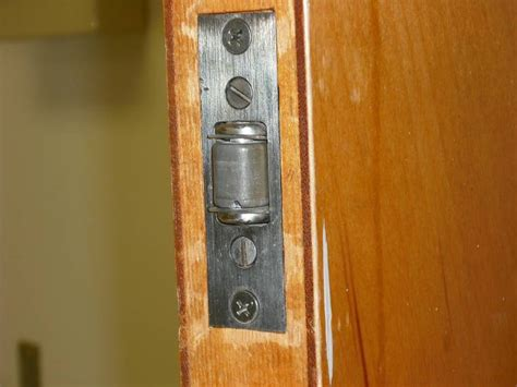Door Latched by Keyes Safety Compliance 187 Door Latches