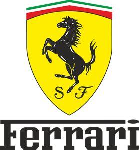 ferrari logo transparent ferrari logo vector cdr free download