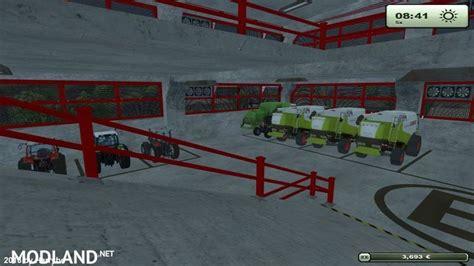 Park Ls Car by Car Park Mod V1 15 Mod For Farming Simulator 2015 15