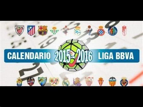 Calendario Liga Espanola Calendario Liga Espa 241 Ola Y Derbis