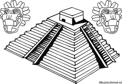 imagenes mayas animadas dibujo de chichen itz 225