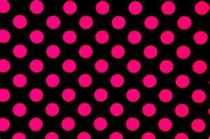 Polka Dot Wallpaper Black And Pink Polka Dot Background Images Amp Pictures Becuo