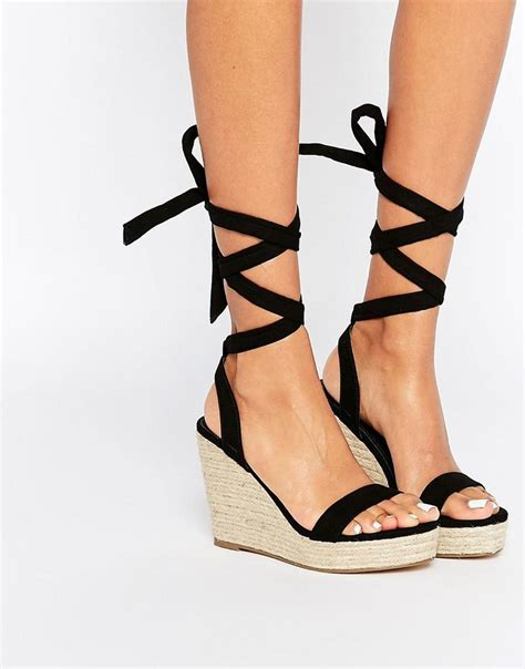 Sandal Wedges Wanita Lcc 958 164 best zapatitos images on flats footwear and shoes