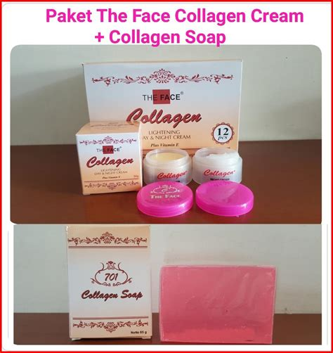 Collagen Siang Malam the collagen lightening siang malam