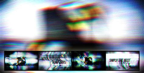 Template After Effects Free Ideal Xtreme Cyber9videos | xtreme glitch by generator videohive