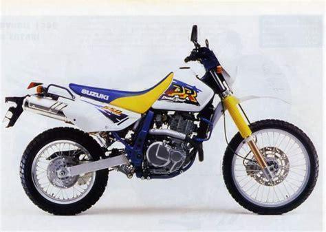 1999 Suzuki Dr650 Suzuki Dr 650 Se 1996 1997 1998 1999 2000