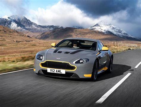 Aston Martin V12 Vantage S by Aston Martin V12 Vantage S Overview