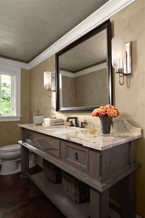 Powder Room Bathroom Vanities Powder Room Vanities Powder Room Traditional With Bathroom Light Fixtures 36 Vanity