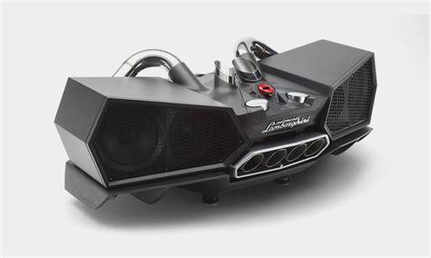 Lamborghini Esavox by Ixoost Esavox Lamborghini Speaker Cool Material