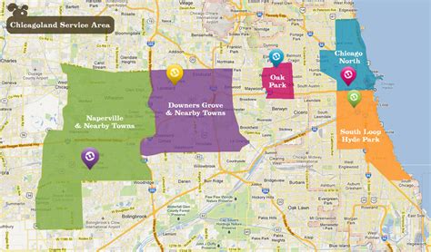 Garden Grove Ca Zoning Map by Oak Park Zoning Map Jorgeroblesforcongress