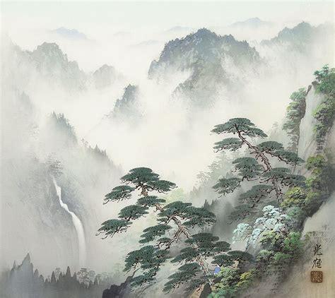 imagenes de japon en invierno cuadros modernos pinturas y dibujos legendarias