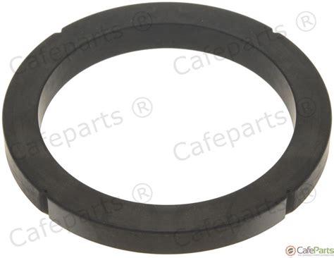 Rancilio Filter Holder Gasket 1186812 cafeparts rancilio filter holder gasket portafilter 216 72x57x8 mm