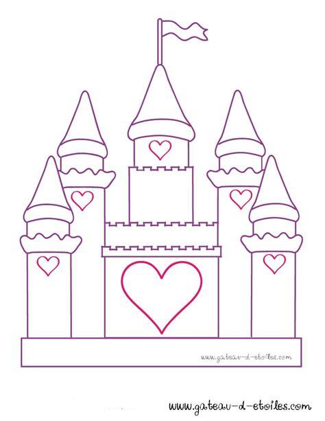 Disney Castle Coloring Pages Printable L L L L L L L L