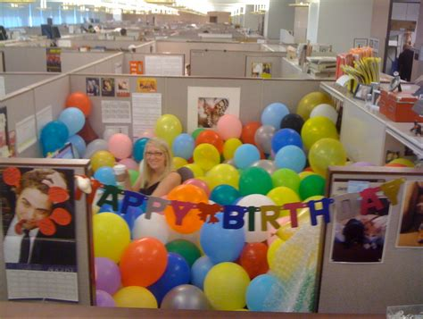 cube decorations funny office birthday ideas joy studio design gallery