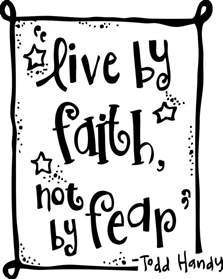 melonheadz lds illustrating live by faith