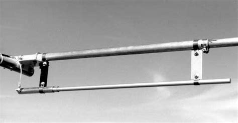 11 to meters two element yagi antenna for 10 meters ham radio library