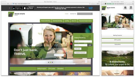 bank website design 25 inspirational responsive banking website designs