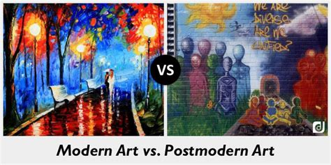 contemporary vs modern postmodernist art www pixshark com images galleries