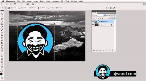 membuat watermark di photoshop lightroom photoshop creating a graphic watermark for use in