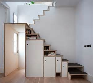 platzsparende treppen nel sottoscala il progetto salvaspazio ideare casa