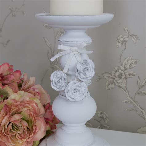 White Candle Stand by White Candle Stand Melody Maison 174