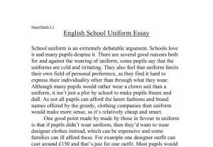 Persuasive Essay On Wearing School Uniforms by Help Writing A Persuasive Essay School Uniforms How To Write A Persuasive Essay In Support Of
