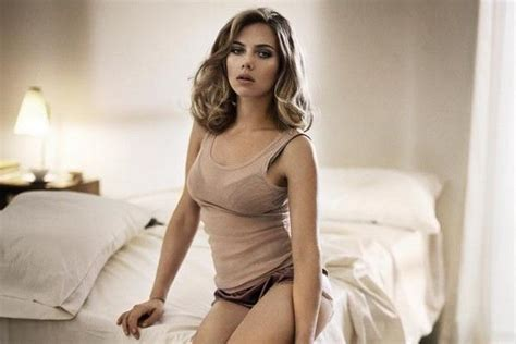 Johansson Tops Playboys Sexiest List by Top 10 In The World Glitzyworld Boudoir