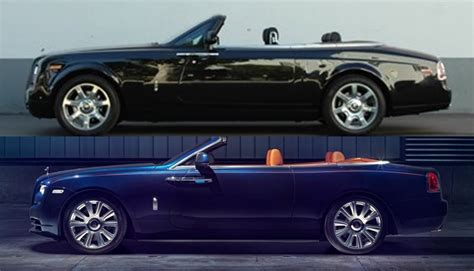 roll royce phantom 2016 2016 rolls royce phantom drophead coupe vs 2016 rolls